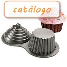 catálogo para bolos